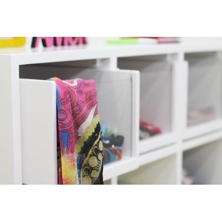 Conjunto Mesa Arte chica + Gavetero 25mm + 1 Silla