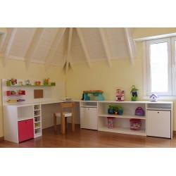 Proyecto Playroom Altillo