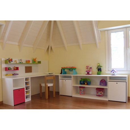 Proyecto Playroom Altillo