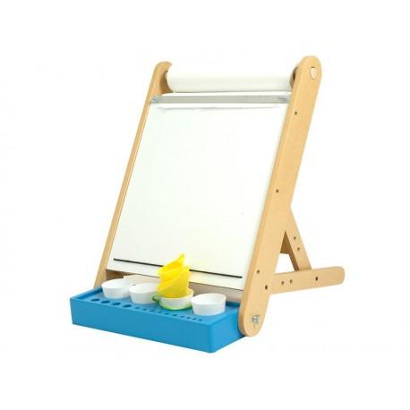 Pizarra de mesa para marcador