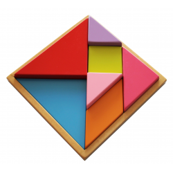 Tangram de colores