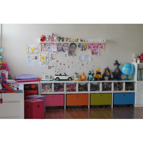 Play y habitación Angie