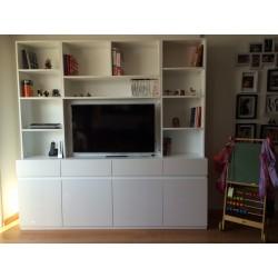 Mueble TV a medida