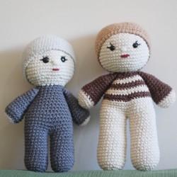 Muñeco de Apego Bebé